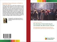 Borítókép a  Os Direitos Transindividuais no Estado de Bem-Estar Social - hoz