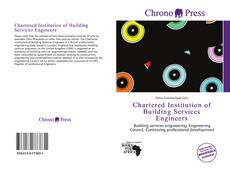 Chartered Institution of Building Services Engineers的封面