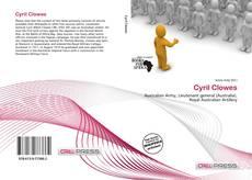 Couverture de Cyril Clowes