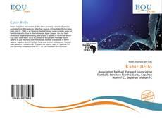 Bookcover of Kabir Bello