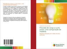 Capa do livro de Previsão de carga a curto prazo: uma comparação de modelos
