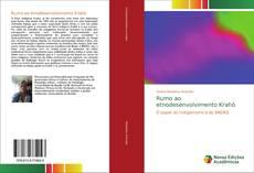 Rumo ao etnodesenvolvimento Krahô的封面
