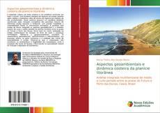 Capa do livro de Aspectos geoambientais e dinâmica costeira da planície litorânea