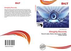 Couverture de Almighty Records