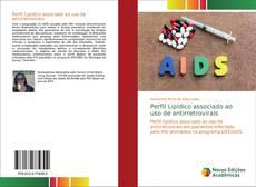 Capa do livro de Perfil Lipídico associado ao uso de antirretrovirais