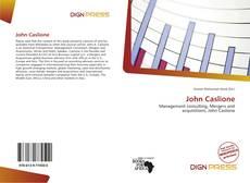 Portada del libro de John Caslione