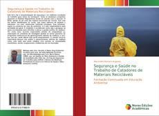 Capa do livro de Segurança e Saúde no Trabalho de Catadores de Materiais Recicláveis
