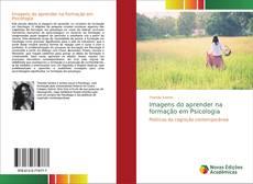 Bookcover of Imagens do aprender na formação em Psicologia