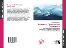 Portada del libro de European Civil Aviation Conference