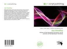 Capa do livro de Joe Handley