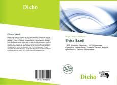 Borítókép a  Elvira Saadi - hoz