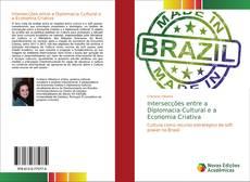 Capa do livro de Intersecções entre a Diplomacia Cultural e a Economia Criativa