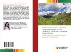 Buchcover von Um passeio pelas trilhas científicas do Museu Paraense Emílio Goeldi