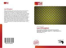 Copertina di Lee Ellington