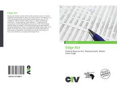 Bookcover of Edge Act