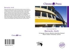 Bookcover of Barracks Arch