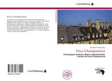 Bookcover of Fère-Champenoise