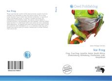 Bookcover of Ice Frog