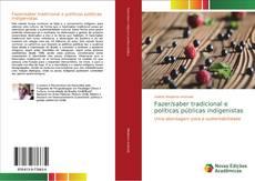 Portada del libro de Fazer/saber tradicional e políticas públicas indigenistas