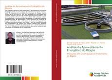 Capa do livro de Análise do Aproveitamento Energético do Biogás
