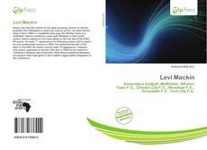 Bookcover of Levi Mackin
