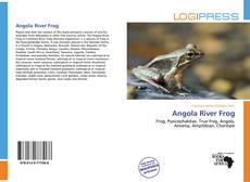 Capa do livro de Angola River Frog
