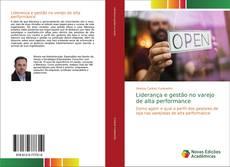 Capa do livro de Liderança e gestão no varejo de alta performance