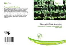 Bookcover of Financial Risk Modeling