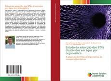 Portada del libro de Estudo da adsorção dos BTXs dissolvidos em água por organosílica