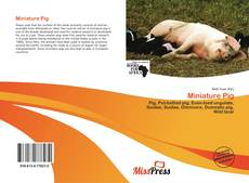 Bookcover of Miniature Pig