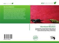 Buchcover von Bernhard Bästlein