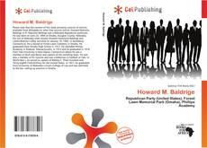 Buchcover von Howard M. Baldrige