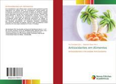 Portada del libro de Antioxidantes em Alimentos