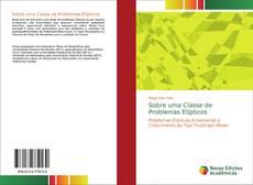 Bookcover of Sobre uma Classe de Problemas Elípticos