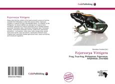 Couverture de Fejervarya Vittigera