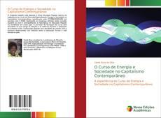O Curso de Energia e Sociedade no Capitalismo Contemporâneo kitap kapağı