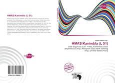 Bookcover of HMAS Kanimbla (L 51)