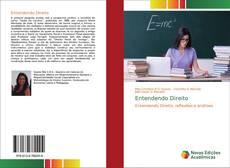 Capa do livro de Entendendo Direito