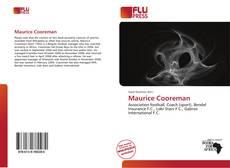 Capa do livro de Maurice Cooreman
