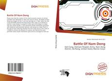 Battle Of Nam Dong的封面