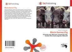 Bookcover of Black Iberian Pig