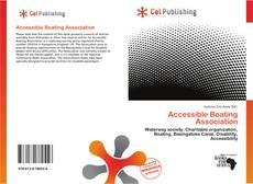 Capa do livro de Accessible Boating Association