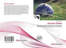 Hachem Abbès kitap kapağı