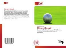 Buchcover von Clément Beaud