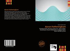 Copertina di Aaron Fotheringham