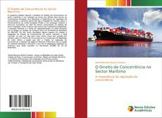 Capa do livro de O Direito de Concorrência no Sector Marítimo