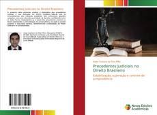 Capa do livro de Precedentes Judiciais no Direito Brasileiro