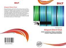 Bookcover of Alisport Silent Club