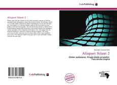 Bookcover of Alisport Silent 2