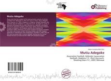 Borítókép a  Mutiu Adegoke - hoz